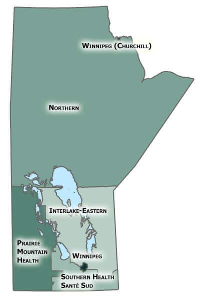 RHA map